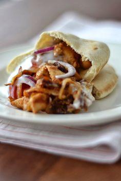 La Cuisine c'est simple: Simple comme du kebab de poulet