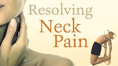 """Resolving Neck Tension Pulling ourselves up by our """"neckstraps"""" is an unconscious, painful habit. The solution is surprisingly simple. Reliable insight into creating a stress-free shoulder, neck and lower back. Shoulder Pain Relief, Neck And Shoulder Pain, Neck Pain, Shoulder Tension, Yoga International, Neck Exercises, Yoga Anatomy, Psoas Muscle, Sore Muscles"""
