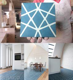 zementfliesen projekte von mos ico tiles carreaux. Black Bedroom Furniture Sets. Home Design Ideas
