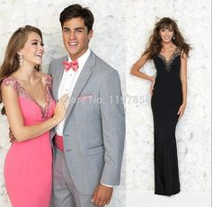 Find More Evening Dresses Information about Gorgeous Sequin Appliques Mermaid Evening Dress Tank V Neck See Thorough Back Long Formal Evening Gown Pleat Party Gown,High Quality gown sample,China gown lingerie Suppliers, Cheap dress up wedding gowns from Amanda's Dress House on Aliexpress.com