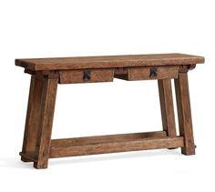 Monroe Console Table #potterybarn