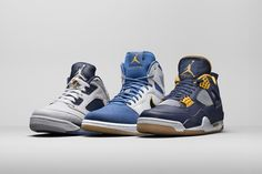 Jordan Brand Spring 2016 – The Dunk from Above Collection