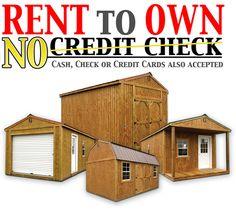 Carolina Carports Sheds Buildings Storage   Own Storage Sheds with No Credit Check - Graceland Portable Buildings ...
