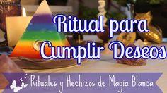 Ritual para cumplir deseos Creo que todo el mundo tiene al menos un deseo que anhela hacer realidad.
