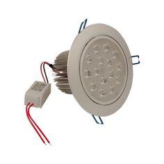 15W LED Einbaustrahler High Power Warmweiß