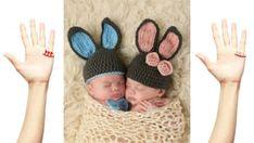 Patří mezi nejoblíbenější velikonoční dekorace a můžete s nimi vyzdobit nejen venkovní dveře nebo branku Bude, Crochet Hats, Beanie, Knitting Hats, Beanies, Beret