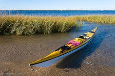 Kayak at rest #kayak #kayaker #kayaking
