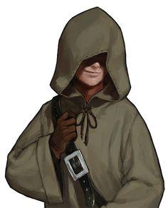 Miller_(NPC) Game Character Design, Character Design Inspiration, Character Concept, Character Art, Kim Bum, Cyberpunk Character, Game Concept Art, Fantasy Rpg, Character Portraits