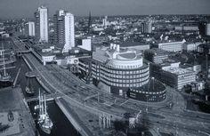 awesome Über den Dächern von Bremerhaven AWI,  #Städte