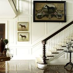 Moulding And Trim Foyer Design, Pictures, Remodel, Decor and Ideas - page 5