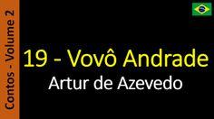 Artur de Azevedo - Contos: 2.19. Vovô Andrade