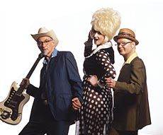 Roanokers Mary Huff, Dave Hartman and their act, Southern Culture on the Skids, return to the valley on March 16.