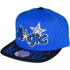 finest selection 1104c 2a84a Mitchell   Ness Visorhit Snapback Cap NBA Orlando Magic