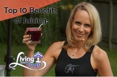 Post image for Top 10 Benefits of Juicing
