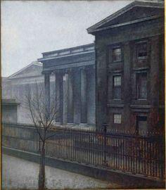 Vilhelm Hammershøi | Mon musée imaginaire