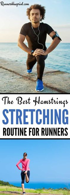 Looking for some of the best hamstring stretches in the world? Then you're in the right place. Keeping your hamstrings loose and flexible is key for injury free and comfortable running training.  http://www.runnersblueprint.com/hamstring-stretches/ #Hamstrings #Stretches