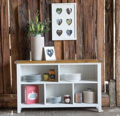 Tuscan Low Bookcase - Products - 1825 interiors Fully assembled. 1300W x 330D x 780H mm. Normal retail $459