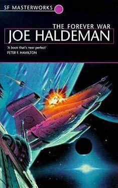 Joe Haldeman, The Forever War SF Masterworks Science Fiction #TheGateway