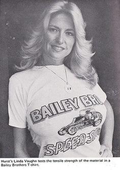 Linda Vaughn - The First Lady of Racing
