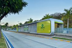 BRT - estações MOVE BH / Gustavo Penna