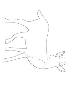 deer template - bjl