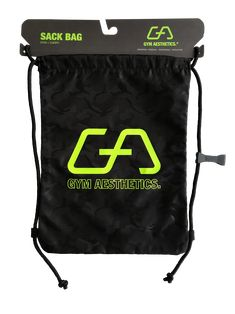 """The new GYM AESTHETICS gym sack """"Gym Carry"""" is finally available! Super light and stylish this gym bag will fulfill all your needs. The sports bag is out of waterproof material and will protect Sack Bag, Black Print, Making Out, Dark Grey, Free Gifts, Carry On, Drawstring Backpack, Gym Bag, Female"""