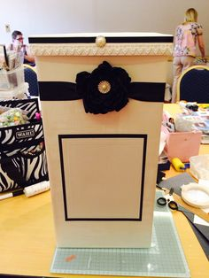 My homemade postbox for my daughters forthcoming wedding To My Daughter, Daughters, Wedding Post Box, Homemade, Cake, Wedding Mailbox, Home Made, Kuchen, Sisters
