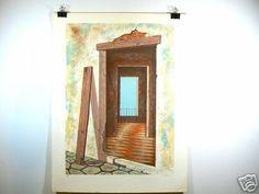 20131 $2999 or best offer ART - UN FRAMEDE ART = free ship worldwide -pick up in sarchi costa rica