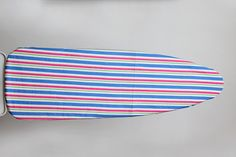 Multi colour stripe printed cotton ironing board cover by Suraaj Linens