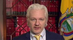 JulianAssange just revealed some information so massive that it blows the… AUG 10 2016