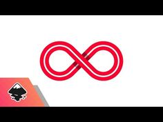 Inkscape for Beginners: Infinite Loop Icon - YouTube