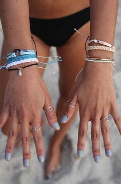 Wave Rings   Pura Vida Bracelets