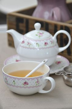 Ib Laursen | Tea Time