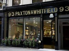 Royal Warrant holder Paxton and Whitfield dates back to 1742, when Stephen Cullum opened a cheese stall in London's Aldwych market. Today the shop is in the classy St. James's district, and it's a top spot to find the finest British cheeses.