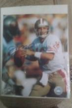 Joe Montana San Fransisco 49ers signed 8x10 photo NFL Football. Free Shipping. http://yardsellr.com/yardsale/Erik-Marx-416944