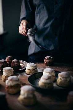 Shrove Tuesday in Sweden is celebrated by baking Semla buns. Find the recipe here.