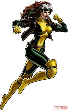 Rogue Comic Vine | ... is now available in Marvel: Avengers Alliance - Rogue - Comic Vine
