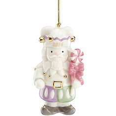 2014 Jolly Jester Nutcracker Ornament by Lenox Nutcracker Ornaments, Nutcracker Christmas, Christmas Tree Ornaments, Lenox Christmas, Unique Christmas Trees, Nutcrackers, Hand Painted Ornaments, Holiday Decor, Xmas