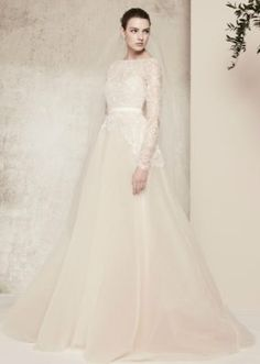 Wedding Dress Inspiration - ELIE SAAB