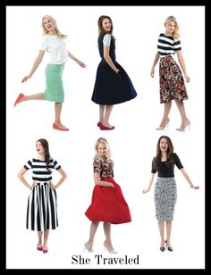 New Sister Missionary Clothing Line Launched by RMs and Former Fashion Model | Meridian Magazine