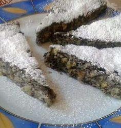 Cookbook Recipes, Fruit Recipes, Dessert Recipes, Cooking Recipes, Healthy Cake, Healthy Sweets, Healthy Baking, Hungarian Desserts, Hungarian Recipes