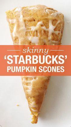 The perfect copycat pumpkin scone recipe!