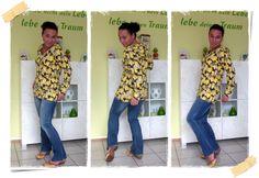 ♥ Hummelschn ♥✂ : ✂ ♥ Jerseykleid by #allerlieblichst