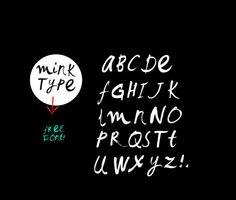 mink-type-free-font