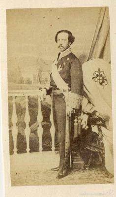 Francisco de Asís de Borbón. Rey consorte y Duque de Cádiz. (1822-1902) - Foto 1