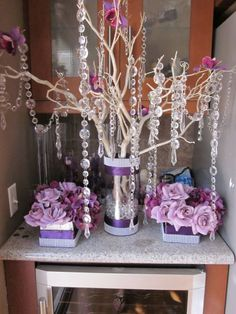 Centerpieces With Branches And Candles | Wedding Forums > Wedding Forums > Brides Helping Brides ™