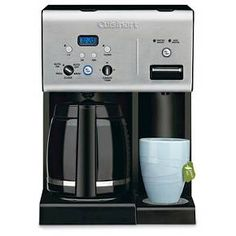 Cuisinart 12-Cup Programmable  Coffeemaker and Hot Water System CHW-12