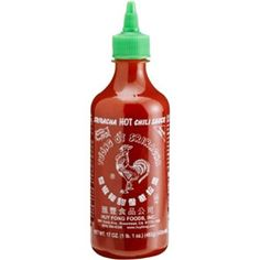 15 uses for Sriracha, GrubStreetSF (they suggest squeezing some into chocolate cake, PB sandwiches, roast turkey, hot dogs, and some others which might be jokes - but the chocolate and/or peanut butter sriracha sounds great!)