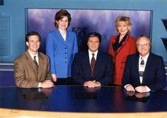 Tony Brooks, Diana Davis, Terry Wood, D.J. Cunningham and Mark Tucker