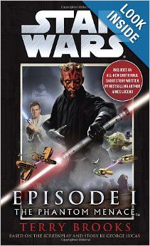 Star Wars, Episode I: The Phantom Menace: Terry Brooks